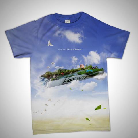 AloeDent T shirt