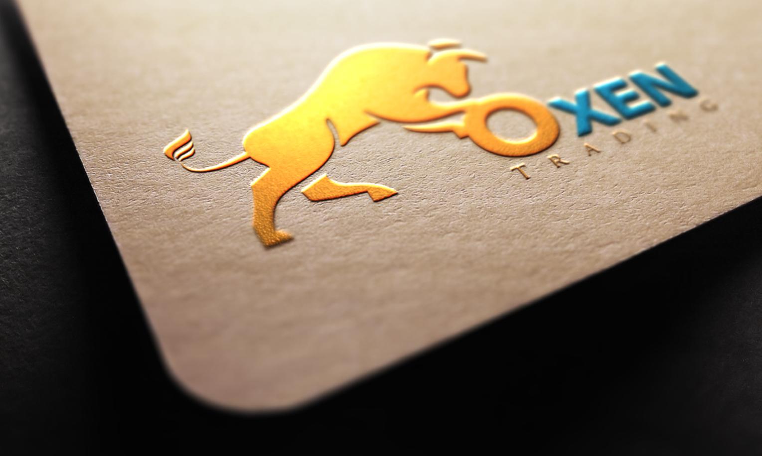 Oxen Branding Design