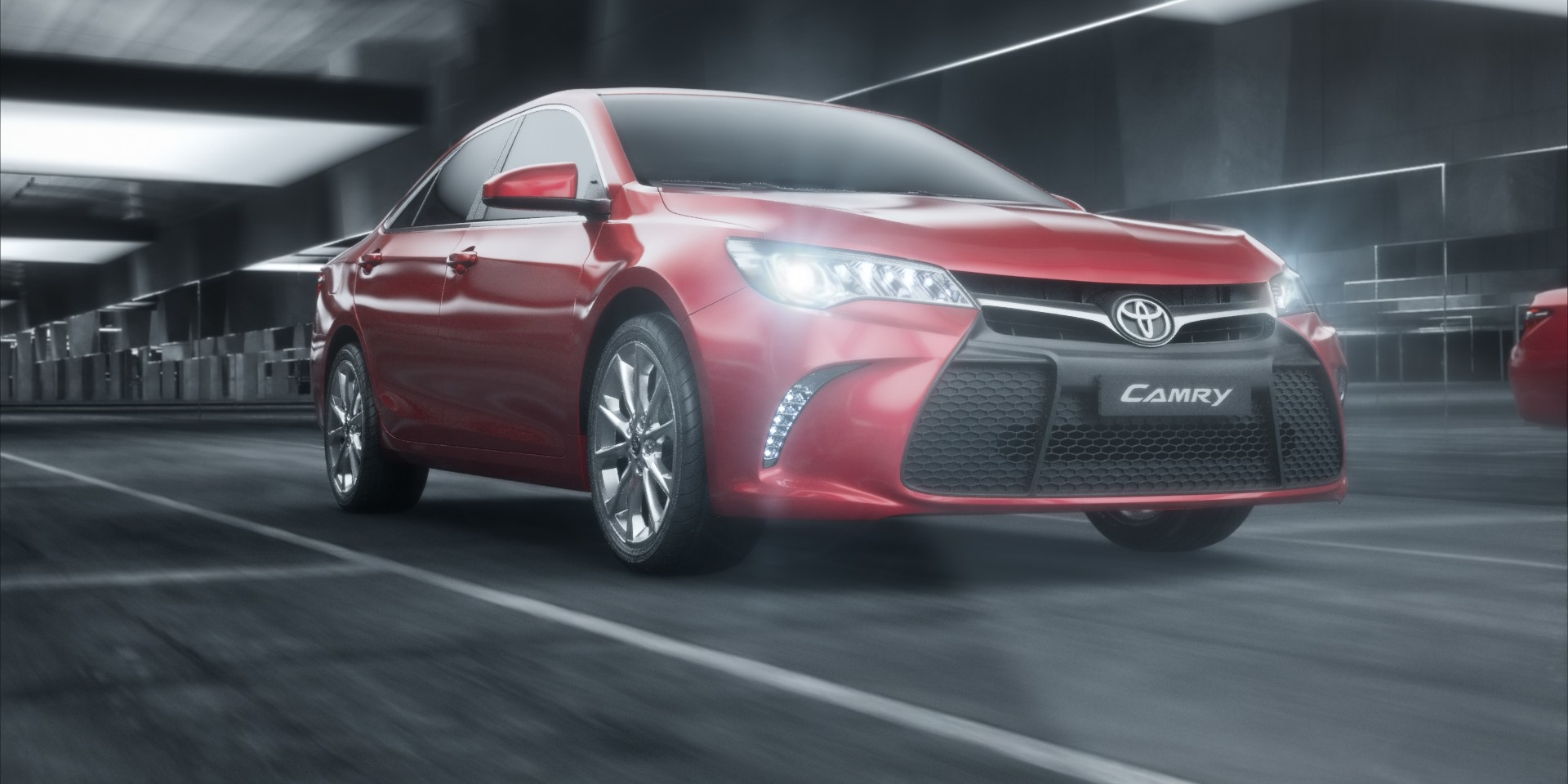 Toyota Camry Campaign 2016