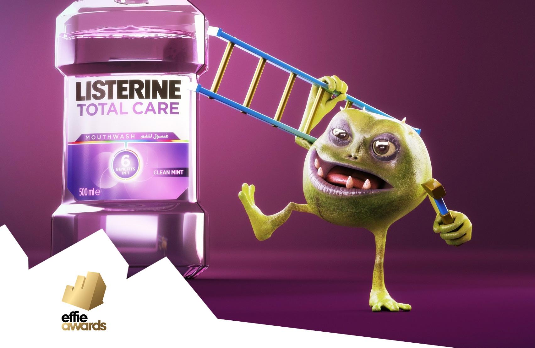 Listerine Zero 360