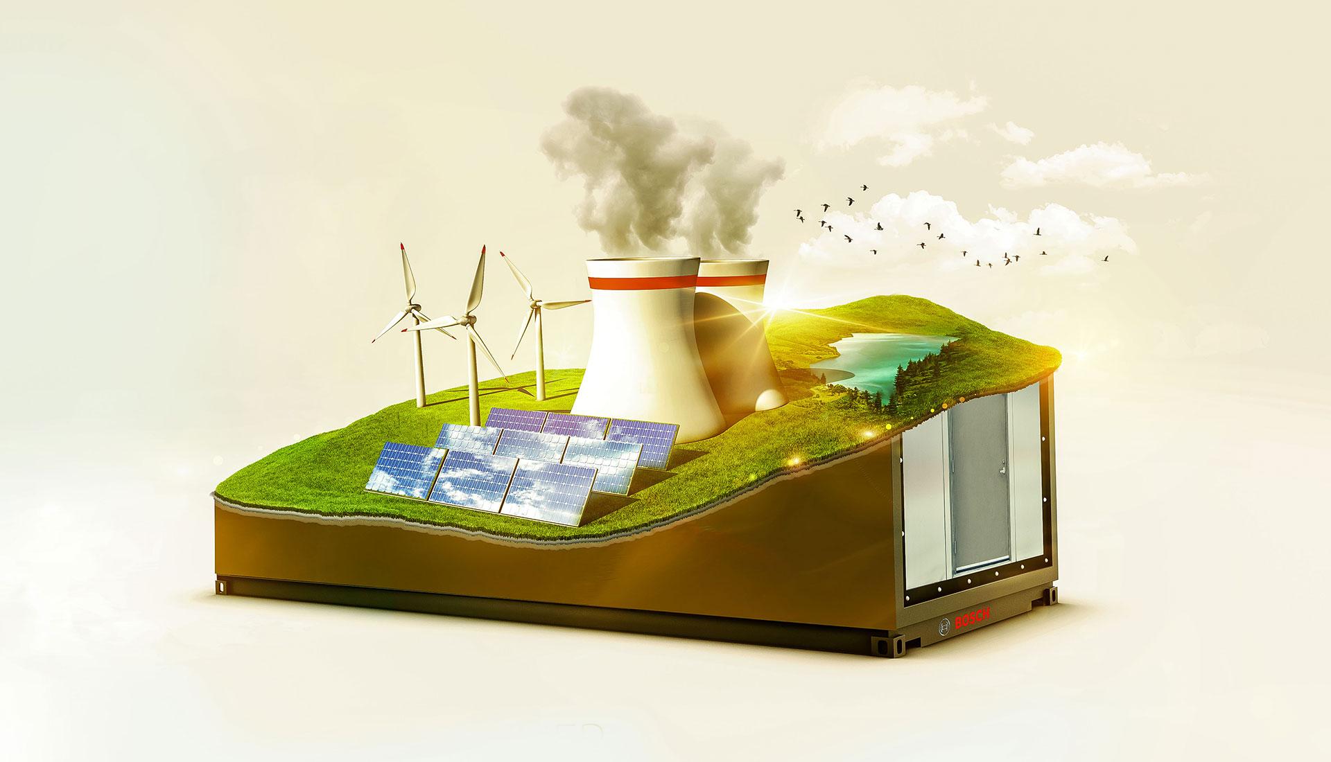 Bosch Energy Storage VR